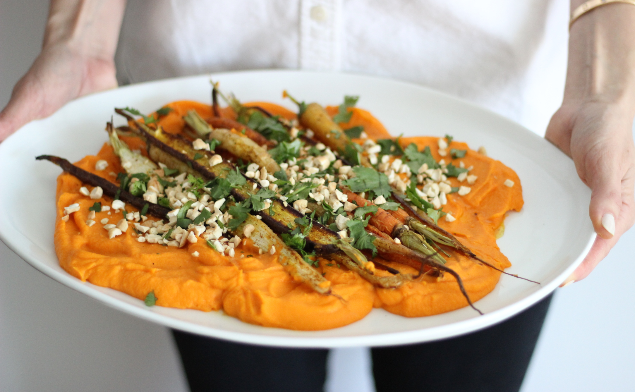 Spiced Rainbow Carrots And Carrot Puree 2170x1340 Acf Cropped